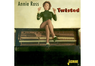 Annie Ross - Twisted! - (CD)