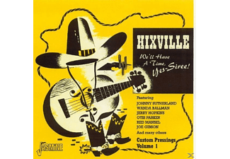 VARIOUS - Hiixsville-We'll Have A Time,Yes-Siree! - (CD)