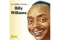 Billy Williams - A Letter From... [CD]