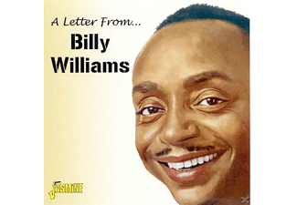 Billy Williams - A Letter From... - (CD)