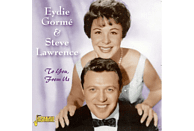 Steve Lawrence, Lawrence,Steve/Gorme,Eydie - To You,From Us - (CD)