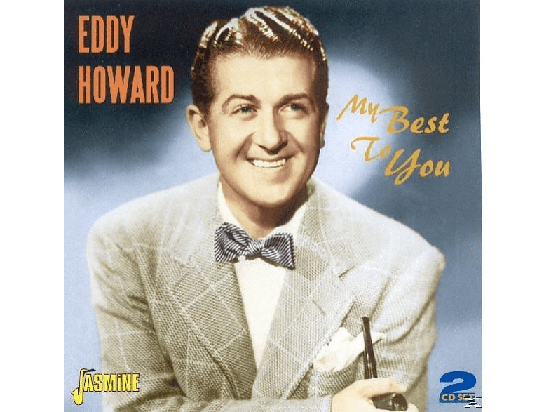 Eddy Howard - My Best To You [CD]