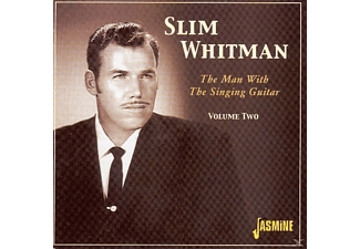 Slim Whitman - The Man With The Singing Guita - (CD)