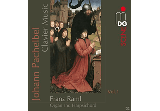 Franz Raml - Clavierwerke Vol.1 - (CD)