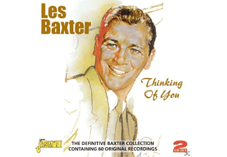 Les Baxter - Thinking Of You (The Definitive Baxter Collection) - (CD)