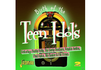 VARIOUS - Birth Of The Teen Idols - (CD)