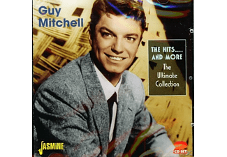 Guy Mitchell - THE HITS ... AND MORE .. ULTIMATE C - (CD)