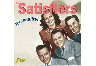 The Satisfiers - PERSONALITY - (CD)