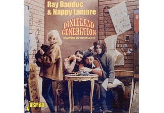 Ray & Nappy Lamare Bauduc - DIXIELAND GENERATION - (CD)