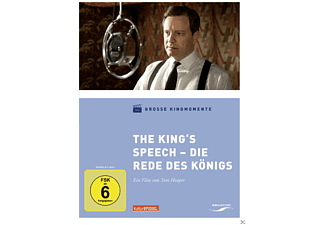 THE KING S SPEECH (GROSSE KINOMOMENTE 3) - (DVD)