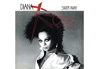Diana Ross - Swept Away - (CD)
