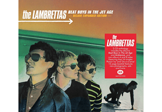 The Lambrettas - Beat Boys In The Jet Age (Deluxe Expanded Version) - (CD)