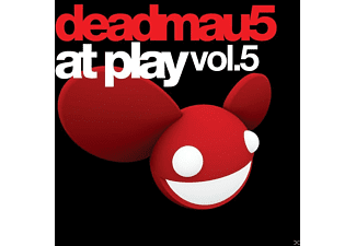 Deadmau5 - At Play Vol.5 - (CD)