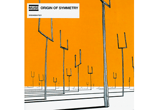 Muse - Origin Of Symmetry CD