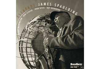 James Spaulding - Escapade - (CD)