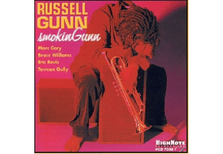 Russell Gunn - Smokingunn - (CD)