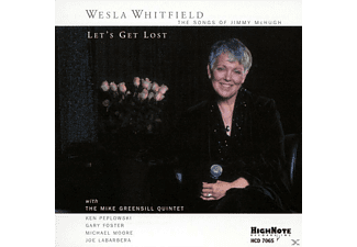 Wesla Whitfield - Let's Get Lost: The Songs Of Jimmy Mchugh - (CD)
