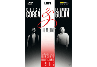 Friedrich Gulda, Chick Corea - The Meeting [DVD]