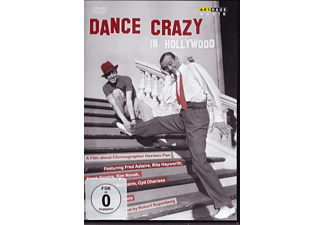 Diverse - Dance Crazy In Hollywood - (DVD)
