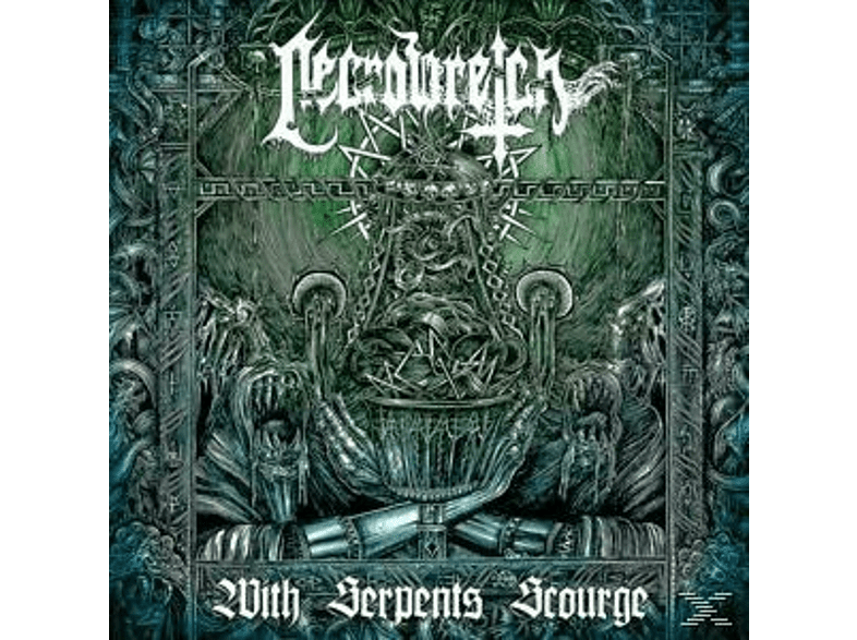 Necrowretch - With Serpents Scourge [CD]