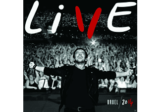 Patrick Bruel - Live 2014 - (CD + DVD Video)