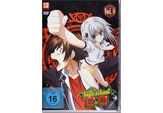 Highschool DxD - Vol. 4 - (DVD)