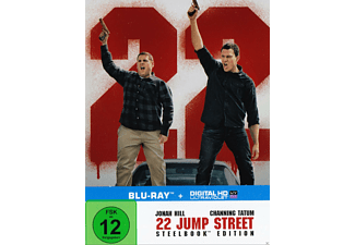 22 Jump Street (Steelbook Edition) - (Blu-ray)