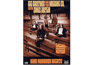 The Holding Company;Janis Big Brother & The Holding Company / Joplin - Big Brother & The Holding Company With Janis Joplin - Nine Hundred Nights [DVD]
