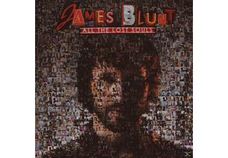 James Blunt - All The Lost Souls - (CD)