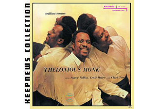 Thelonious Monk - Brilliant Corners (Keepnews Collection) - (CD)