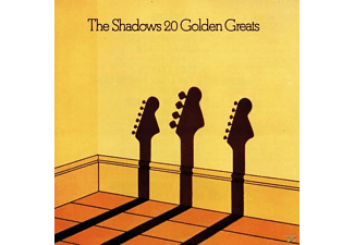 The Shadows - 20 Golden Greats - (CD)