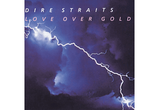 Dire Straits - LOVE OVER GOLD (DIGITAL REMASTERED) - (CD)