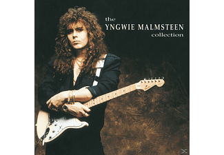 Yngwie Malmsteen - The Yngwie Malmsteen Colection - (CD)