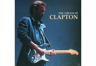 Eric Clapton The Cream Of Clapton Rock CD