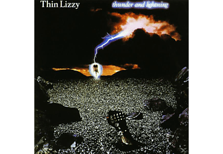 Thin Lizzy - Thunder And Lightning - (CD)
