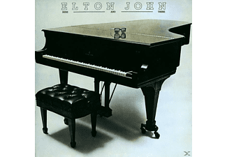 Elton John - Here And There - (CD)