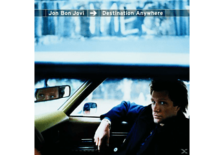 Bon Jovi - DESTINATION ANYWHERE - (CD)