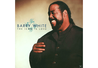 Barry White - The Icon Is Love - (CD)