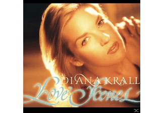 Diana Krall - LOVE SCENES - (CD)
