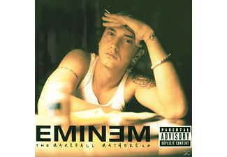 Eminem - The Marshall Mathers Lp/Special - (CD)