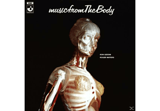 Geesin, Ron / Waters, Roger - The Body - (CD)
