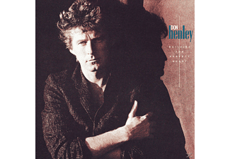 Don Henley - BUILDING THE PERFECT BEAST - (CD)