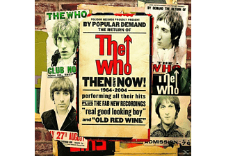 The Who - Then and Now (CD)