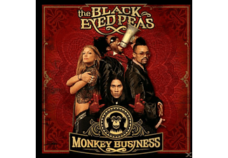 The Black Eyed Peas - Monkey Business - (CD)
