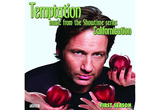 VARIOUS, OST/VARIOUS - Temptation-Music From Californication - (CD)