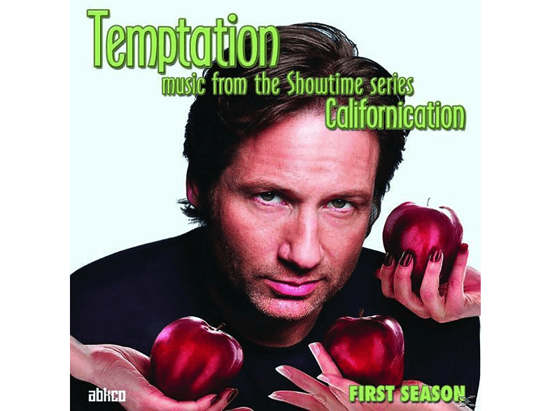 VARIOUS, OST/VARIOUS - Temptation-Music From Californication [CD]