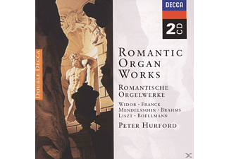 Peter Hurford - Romantische Orgelwerke - (CD)