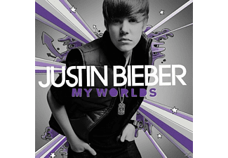 Justin Bieber My Worlds Pop CD