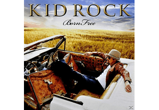Kid Rock - Born Free - (CD)