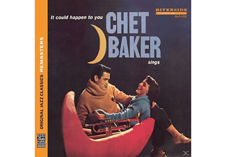 Chet Baker - IT COULD HAPPEN TO YOU (OJC REMASTERS) - (CD)